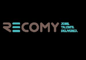 Recomy Logo für online Rekrutierung