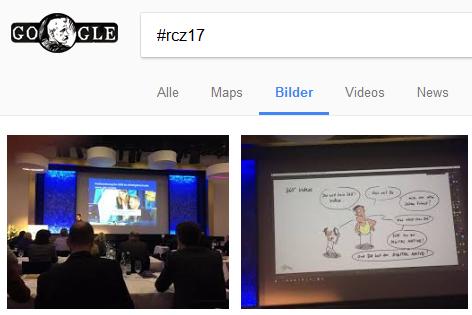 Recruiting Convention 2017: gegoogelt #rcz17